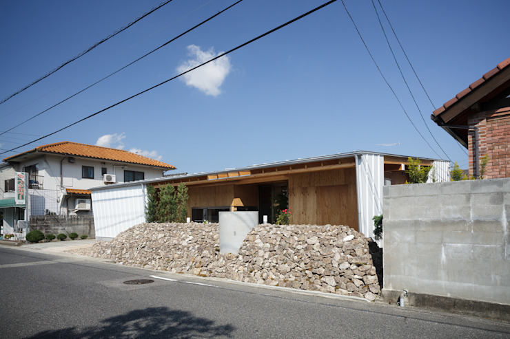 吉永の家 オリジナルな 家 の 岸本泰三建築設計室 オリジナル
