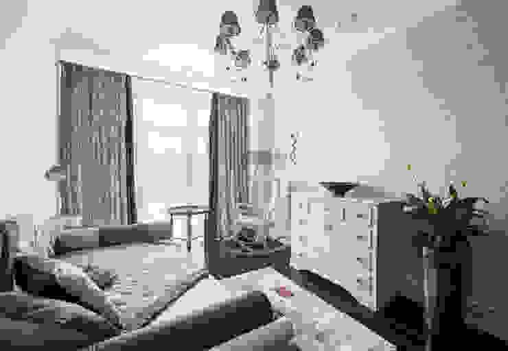 Гармония стилей Спальня в эклектичном стиле от Premier Dekor Эклектичный