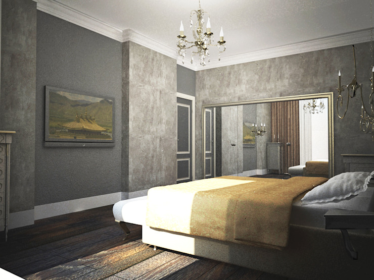 Eclectic style bedroom by Best Home Eclectic