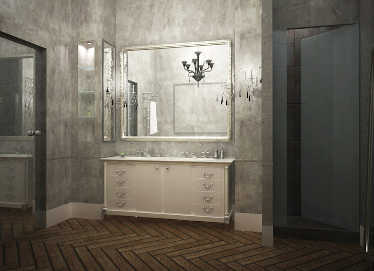 Classic style bathroom by Best Home Classic