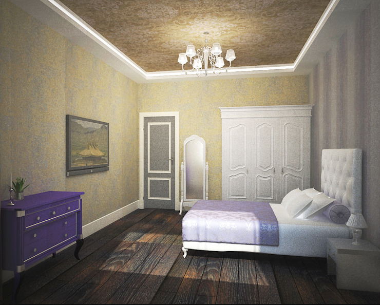 Classic style bedroom by Best Home Classic