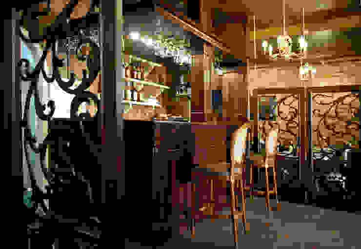 кафе Граппа от Premier Dekor Классический