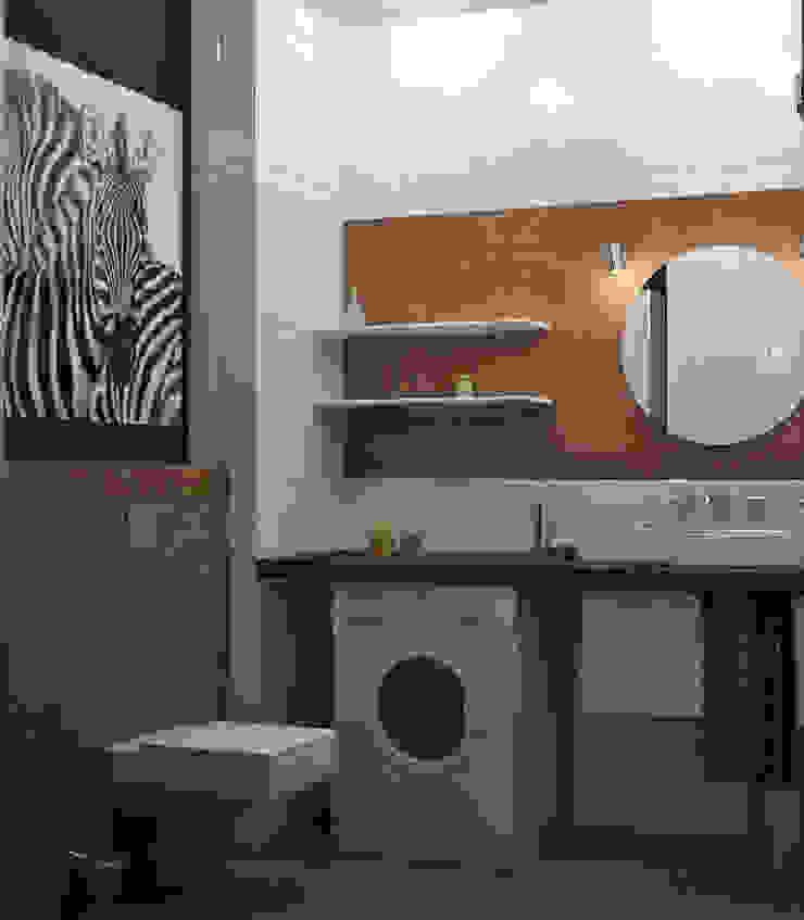 Best Home Industrial style bathroom