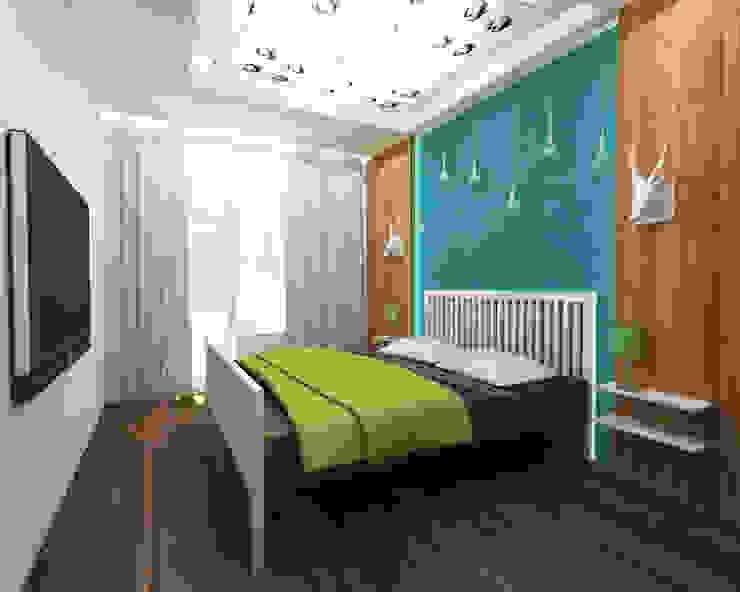 Кварира в Санкт-Петербурге на Ленинградской улице Ванная комната в стиле модерн от Best Home Модерн