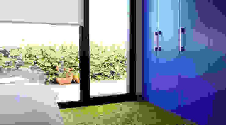 LaMarta interiorismo Спальня в стиле модерн