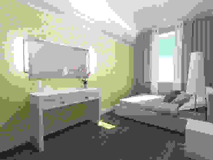 Квартира в Санкт-Петербурге на Московском проспекте 220 Спальня в стиле модерн от Best Home Модерн