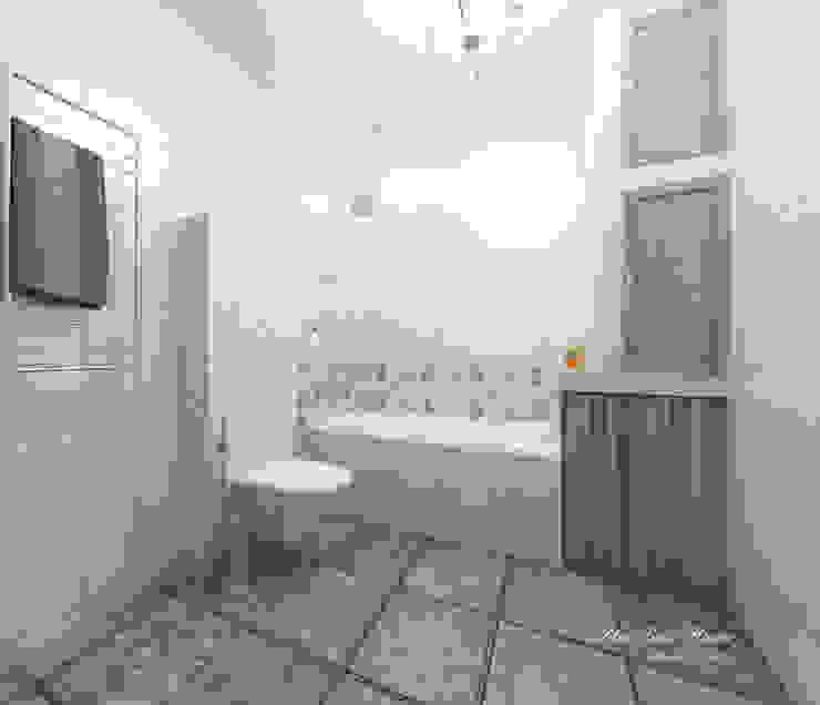Квартира в Санкт-Петербурге на Московском проспекте 220 Ванная комната в стиле модерн от Best Home Модерн
