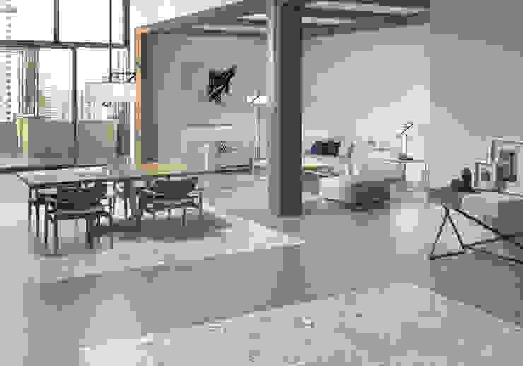 Hydraulic - Novedad Cevisama 2015 Salones de estilo industrial de SANCHIS Industrial