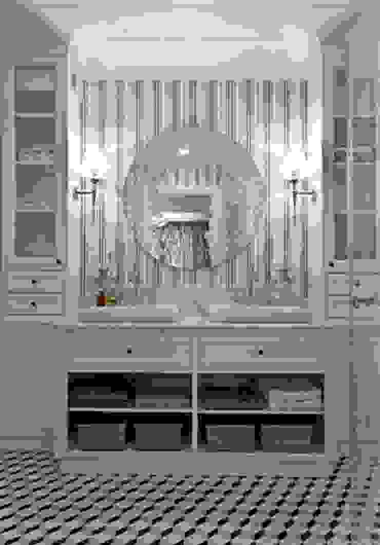 Apartament na Mazurach Klasyczna łazienka od BBHome Design Klasyczny