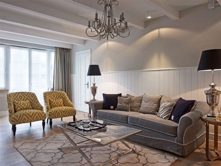 BBHome Design Classic style living room