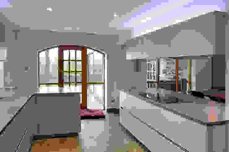 Linlithgow Extension 04 George Buchanan Architects Minimalist kitchen