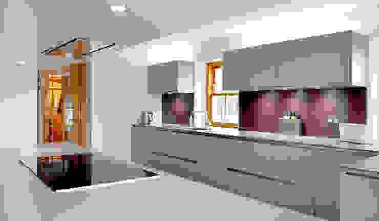 Linlithgow Extension 05 George Buchanan Architects Minimalist kitchen