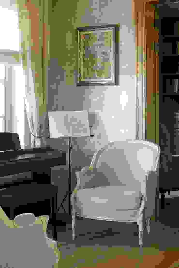 Salas de estar clássicas por ANIMA Clássico