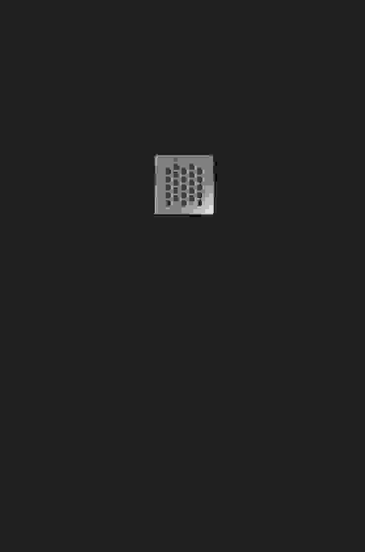 Plato de ducha Piedra - Negro de BATH Moderno