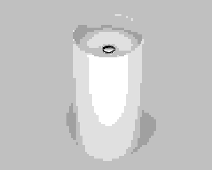 Lavabo Cilinder:  de estilo industrial de BATH, Industrial