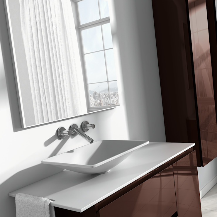 Lavabo Emotion de BATH Minimalista