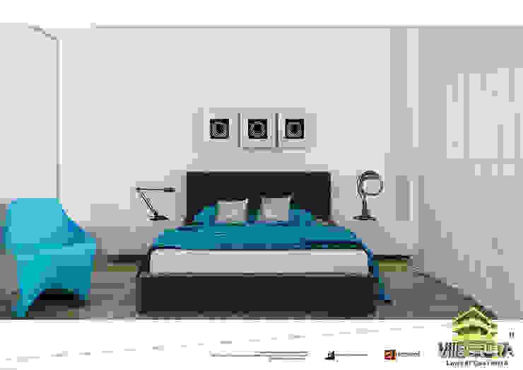 Modern Bedroom by Grendene Design Modern
