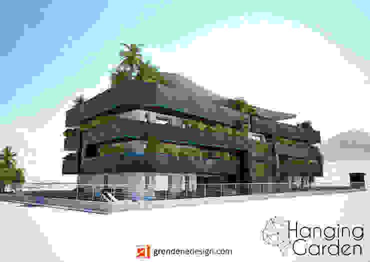 Rumah Modern Oleh Grendene Design Modern