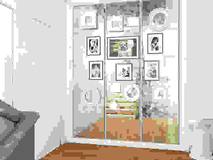 Corridor & hallway by Частный дизайнер и декоратор Девятайкина Софья, Modern