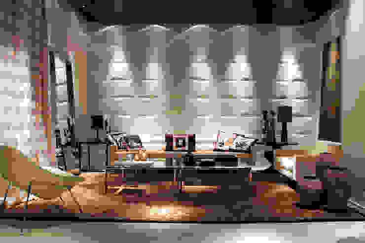 Lounge Salas de estar modernas por dsgnduo Moderno