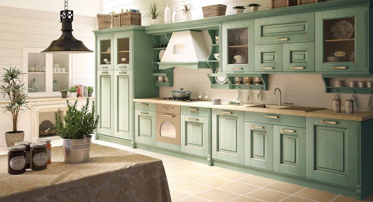Kitchen by motik, Classic