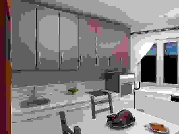 Кухня в новом виде:  в современный. Автор – Art Group 'Tanni', Модерн