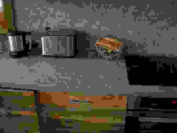 Dapur Gaya Rustic Oleh Luserna Stone Rustic