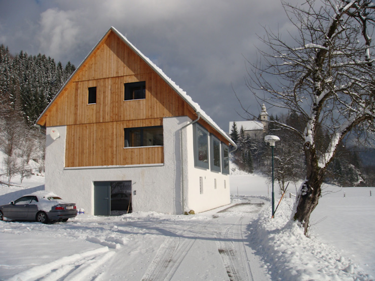 de estilo  por Architekturbüro Reinberg ZT GmbH,