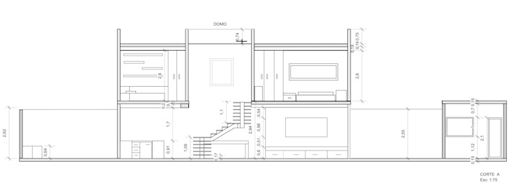 Projeto Casa por Studio Bonazza