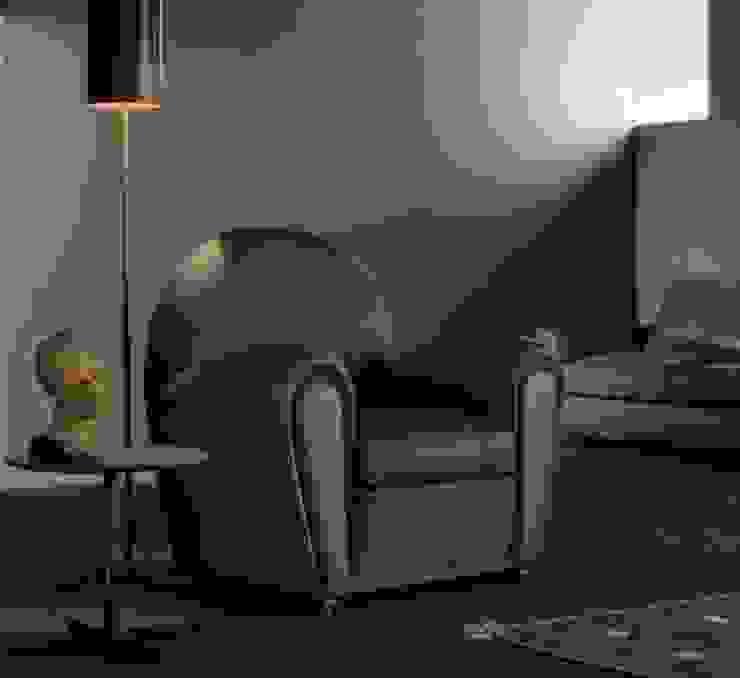 Vanity Fair - Poltrona - Poltrona Frau di MOHD - Mollura Home and Design Classico