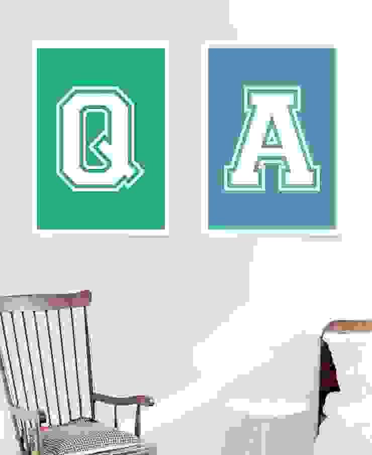 Chambre minimaliste par JUNIQE Minimaliste