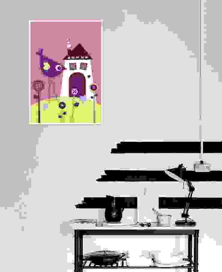 Bureau moderne par JUNIQE Moderne