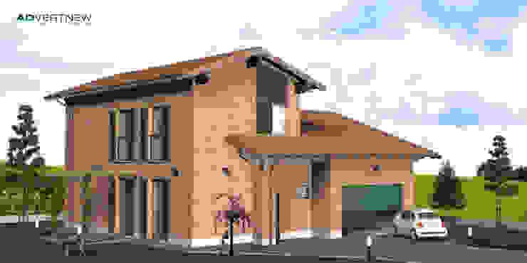 Moderne Häuser von ADVERTNEW Modern