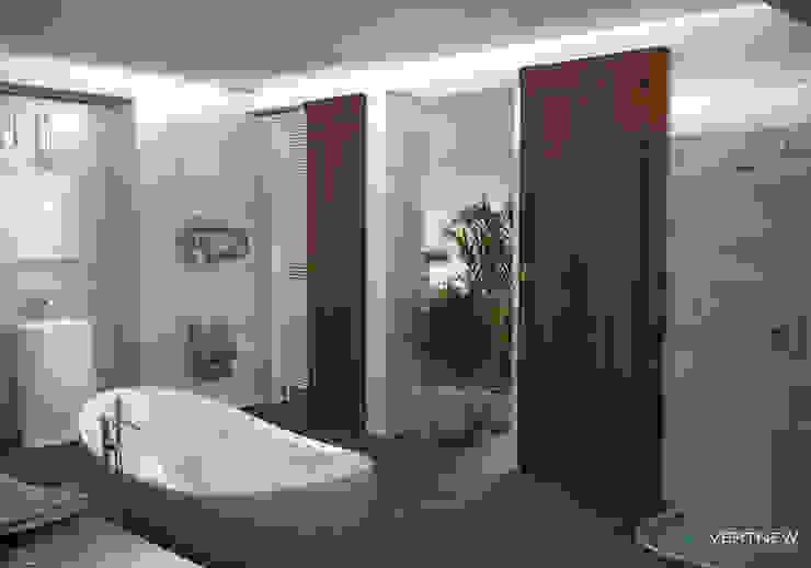 Modern Bathroom by ADVERTNEW Modern