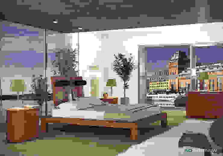 Modern Bedroom by ADVERTNEW Modern