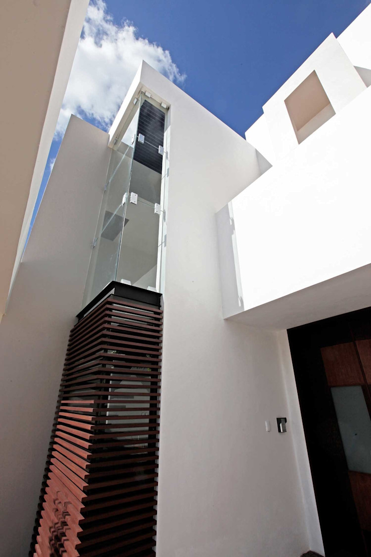 CO 18 Casas modernas de AMEC ARQUITECTURA Moderno
