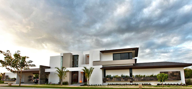 CO 18 AMEC ARQUITECTURA Casas minimalistas
