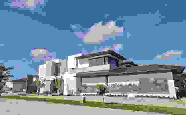 CO 18 AMEC ARQUITECTURA Casas modernas