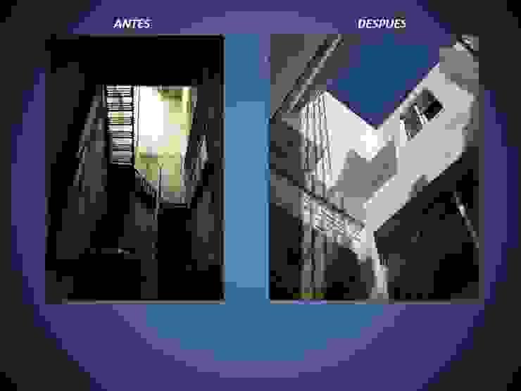 REMODELACIONES ANTES / DESPUES de ARQTE ARQUITECTOS