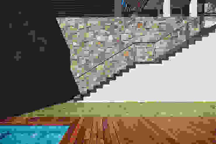 Residencia R53 Jardines de estilo moderno de Imativa Arquitectos Moderno