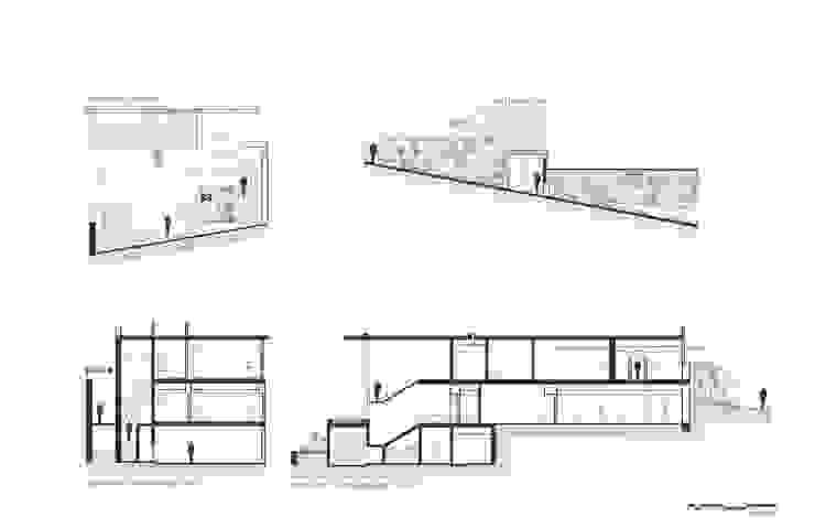 Residencia R53 de Imativa Arquitectos Moderno