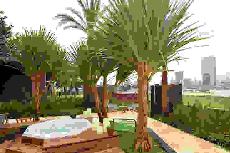 Jardim Casa Cor 2011 Jardins modernos por ricardo pessuto paisagismo Moderno