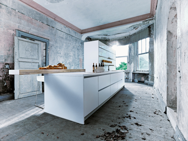 Industrial style kitchen by Eiland de Wild Keukens Industrial
