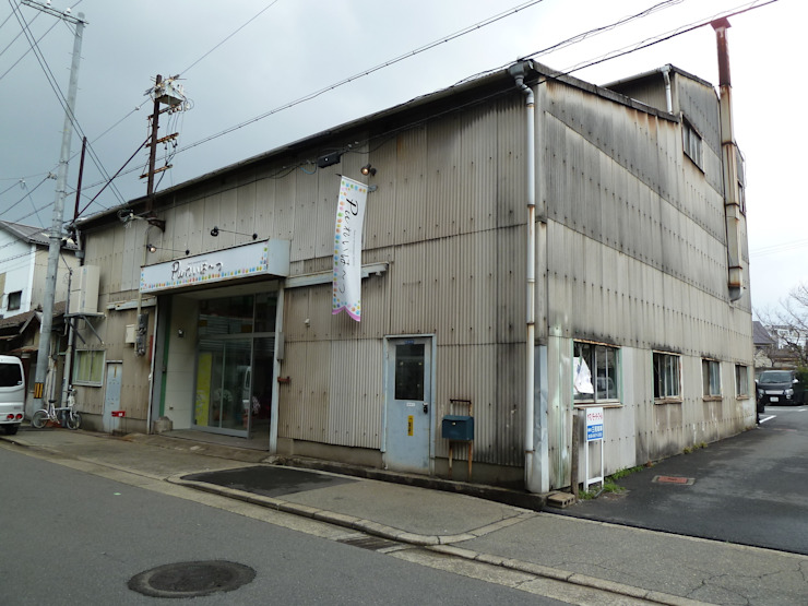 外観 オリジナルな商業空間 の アーテック・にしかわ/アーテック一級建築士事務所 オリジナル