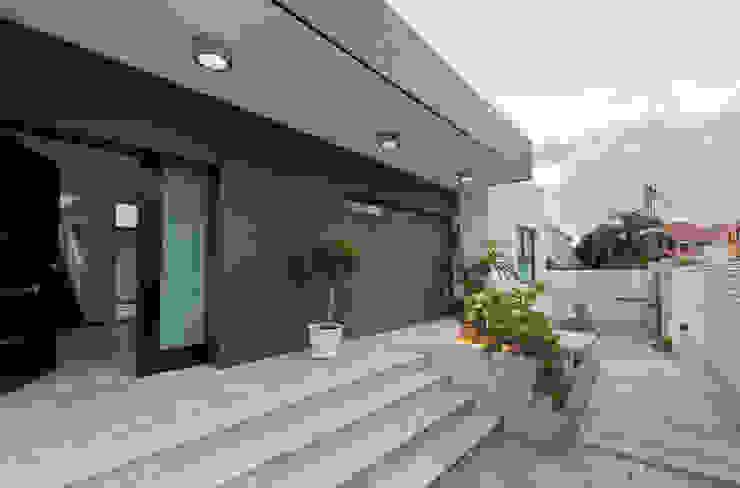 Casa Sanchez Casas de estilo minimalista de TOV.ARQ Estudio de Arquitectura y Urbanismo Minimalista