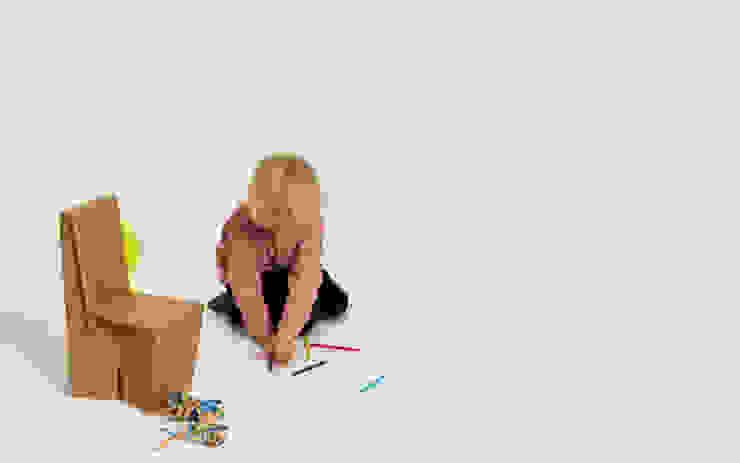 vonPappe Kinderstuhl von vonPappe Minimalistisch