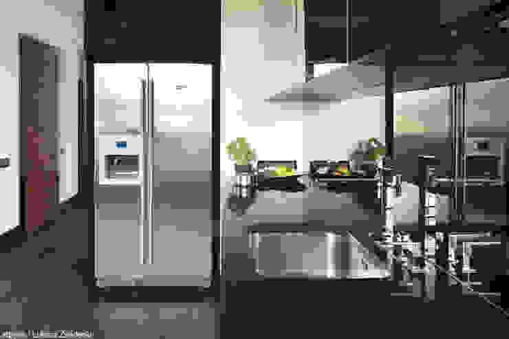 Moderne keukens van Pracownia Projektowa Pe2 Modern