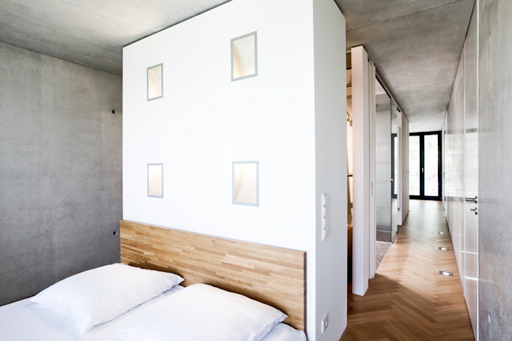 Modern style bedroom by Oliver Keuper Architekt BDA Modern