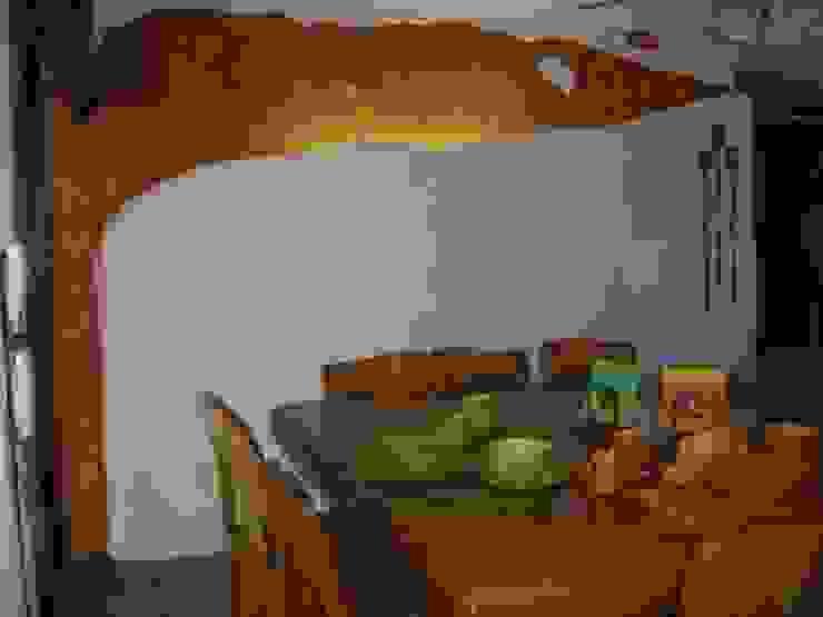 Comedor en Interior Comedores mediterráneos de Cenquizqui Mediterráneo