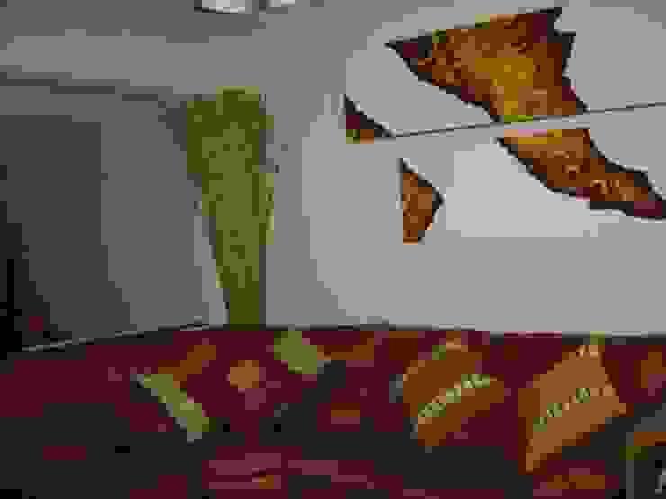 Sala Interior Salones mediterráneos de Cenquizqui Mediterráneo